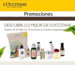 Ofertas de L'Occitane, Promociones