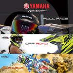 Ofertas de Yamaha, Cascos
