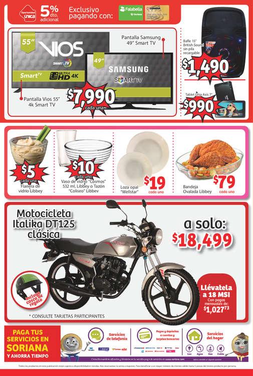 Ofertas de Soriana Mercado, El Precio mercado