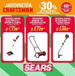 Ofertas de Sears, Jardinería Craftsman
