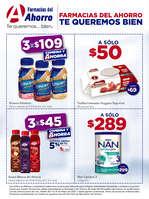 Ofertas de Farmacias del Ahorro, Te queremos bien - Productos estrella