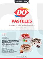 Ofertas de Dairy Queen, Pasteles