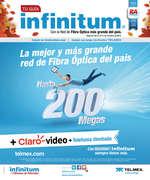 Ofertas de Telmex, Tu guía Infinitum