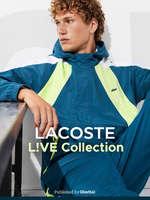 Ofertas de Lacoste, Live Collection