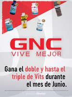 Ofertas de GNC, Gana hasta el triple de Vits