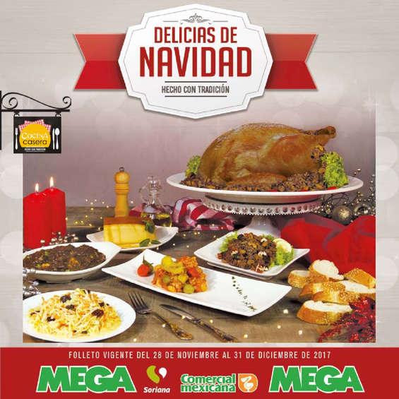 Ofertas de Comercial Mexicana, Delicias de navidad