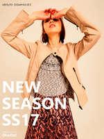 Ofertas de Adolfo Dominguez, New Season SS17