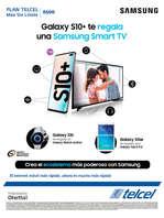 Ofertas de Telcel, Galaxy S10+