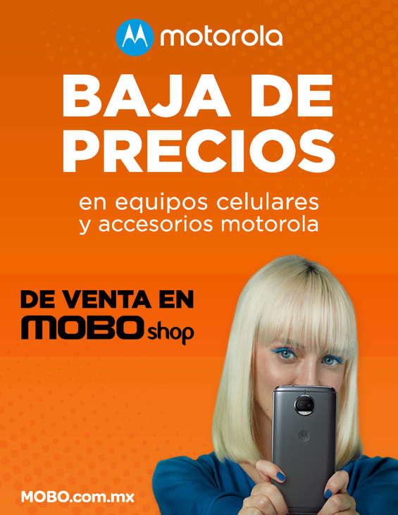 Ofertas de Mobo, Baja de precios Motorola