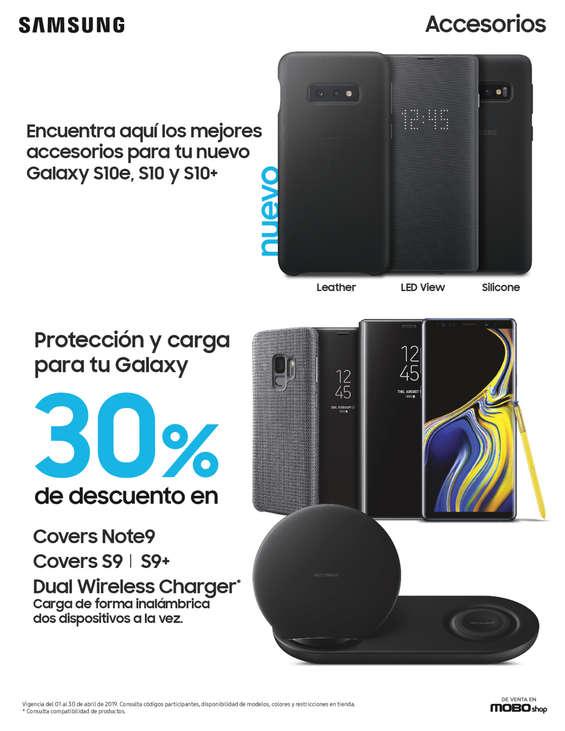 6d6d3c820be Ofertas de Mobo, Los mejores accesorios Samsung de venta en MOBO. Ver  Ofertas Funda smartphone