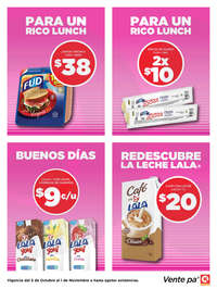 Promociones CDMX, Edo. de México, Puebla, Toluca y Cuernavaca