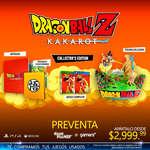 Ofertas de Game Planet, Dragon ball z