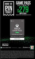 Ofertas de 7-Eleven, Game Pass Ultimate