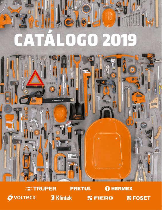 Ofertas de Truper, Catálogo 2019
