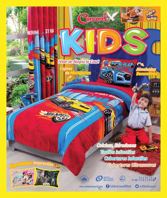 Ofertas de Colchas Concord, Kids