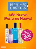Ofertas de Perfumes Europeos, ¡Año nuevo perfume nuevo!