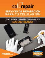 """Ofertas de Mobo, """"CELL REPAIR MOBO"""" Servicio de reparación para tu celular"""