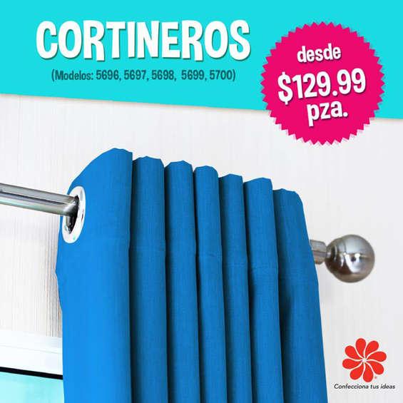 Ofertas de Modatelas, Cortineros
