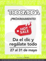 Ofertas de Todo Moda, Hot Sale TodoModa