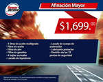 Ofertas de Power Service, Afinación mayor
