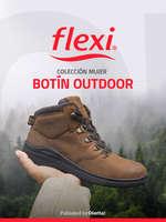 Ofertas de Flexi, Botín Outdoor