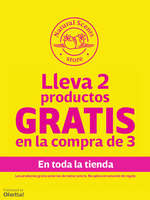 Ofertas de Natural Scents, Lleva 2 productos Gratis