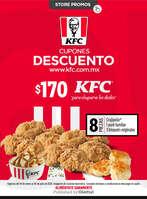 Ofertas de KFC, Descuentos