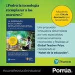 Ofertas de Librería Porrúa, La enseñanza en la Cuarta Revolución Industrial