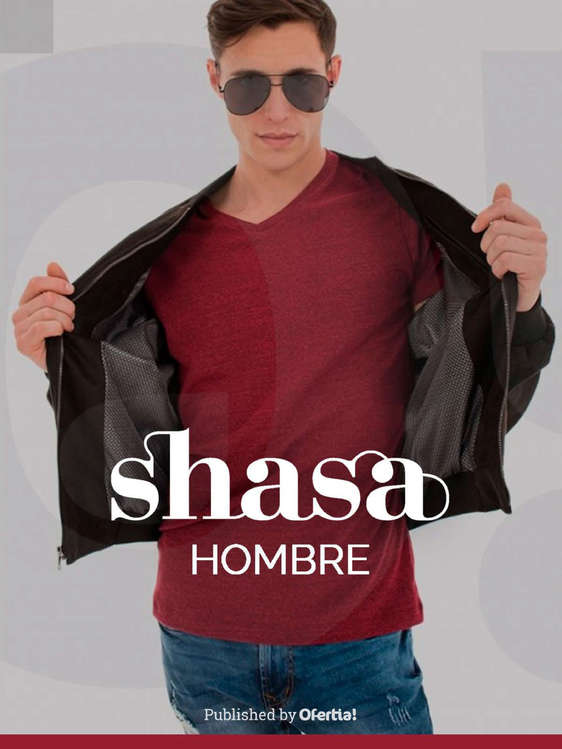 Ofertas de Shasa, Shasa hombre
