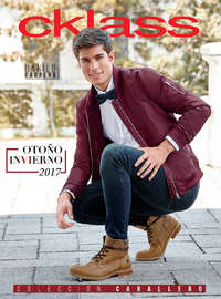 cklass Colección caballero otoño invierno 2017