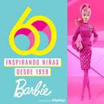 Ofertas de Juguetibici, Barbie 60 aniversario