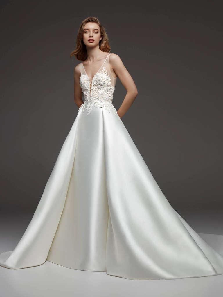 Donde comprar vestidos de novia baratos en guadalajara