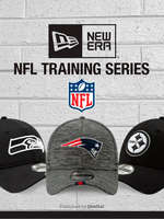 Ofertas de New Era, NFL training series