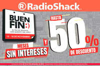 Buen Fin en RadioShack