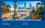 Ofertas de Aeromexico, Venta Azul