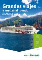 Ofertas de Viajes El Corte Inglés, Grandes Viajes