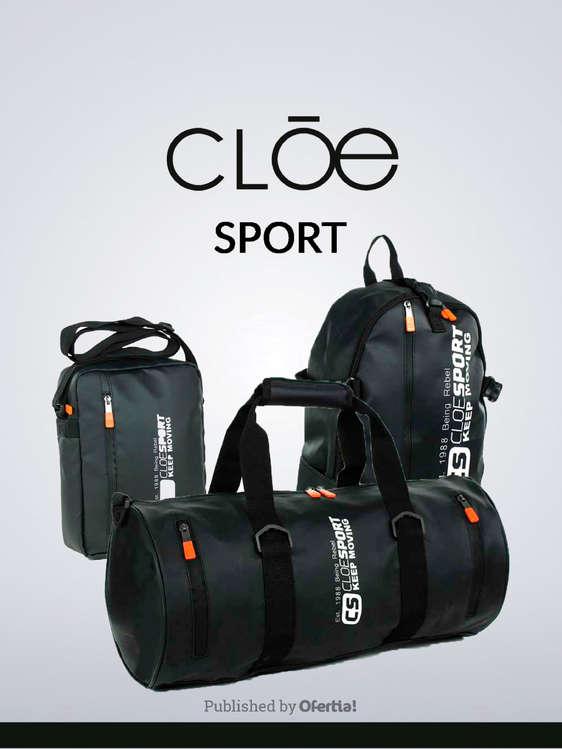 Ofertas de Cloe, Cloe Sport