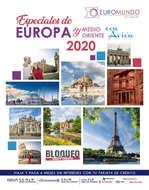 Ofertas de Euromundo, Especiales de Europa 2020