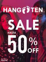 Ofertas de Hang Ten, Rebajas - Sale Hats 50% Descuento