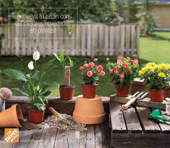 Ofertas de The Home Depot, Patio y jardín 2019