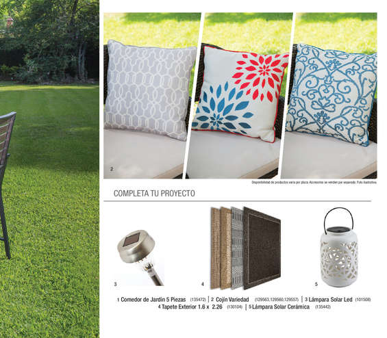 Ofertas de The Home Depot, Patio y jardín 2019