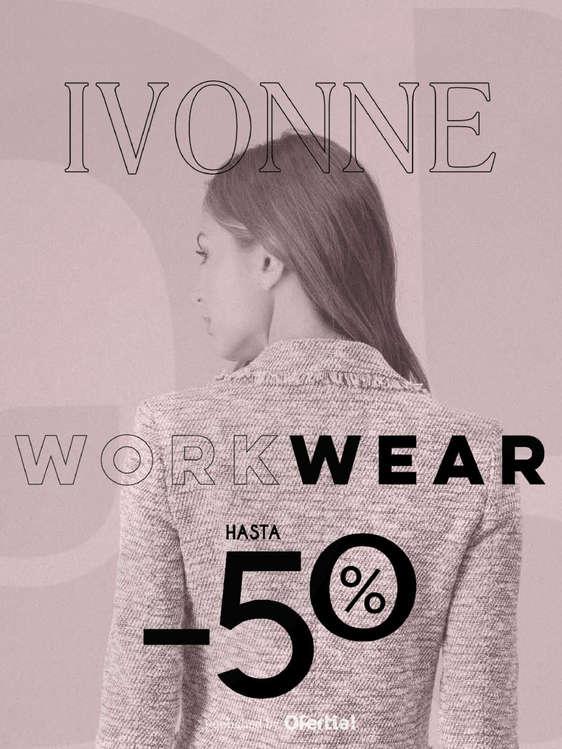Ofertas de Ivonne, Hasta 50% de descuento en workwear