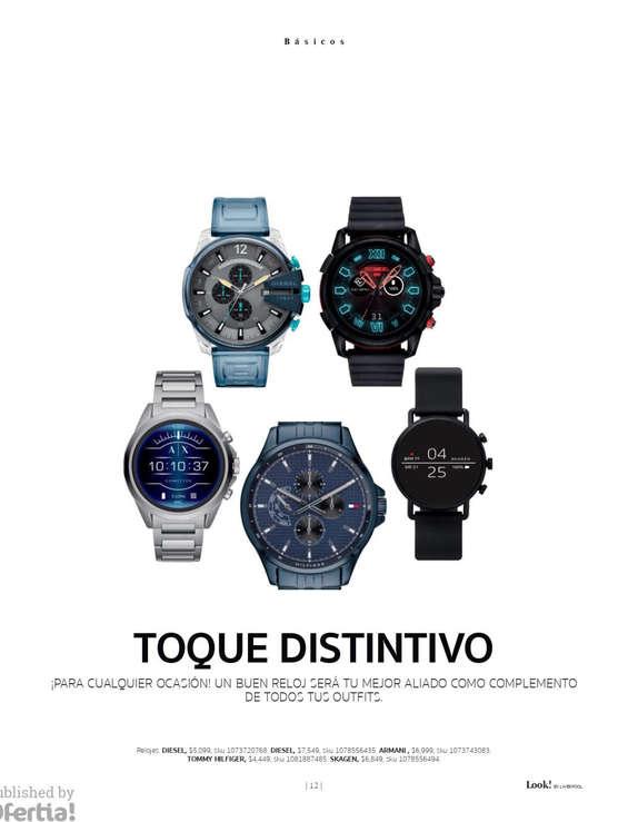a4409d3d921e Relojes en Oaxaca de Juárez - Catálogos