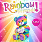 Ofertas de BUILD-A-BEAR, Rainbow friends