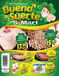 Buena Suerte S-Mart - Río Bravo y Periférico