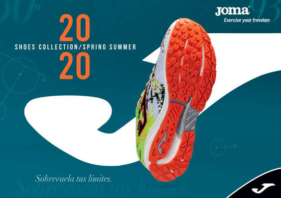 Ofertas de Joma Sport, Shoes Collection / Spring Summer 2020