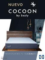 Ofertas de Sealy, Nuevo Cocoon By Sealy