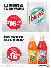 Promociones Zacatecas, SLP y Aguascalientes