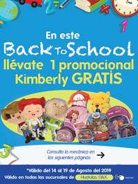 Back to School - Push II
