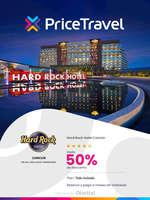 Ofertas de Price Travel, Hard Rock Hotel Cancún